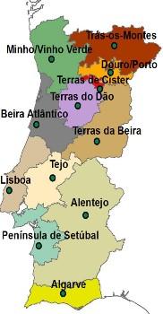 Portugal Portugisiska Viner Allmant